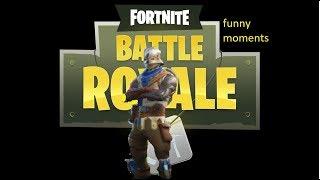 Fortnite funny moments #4 Insane Brent voicecrack!