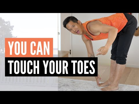 Can't touch your toes? 3 exercises to improve hamstring flexibility so you can touch your toes
