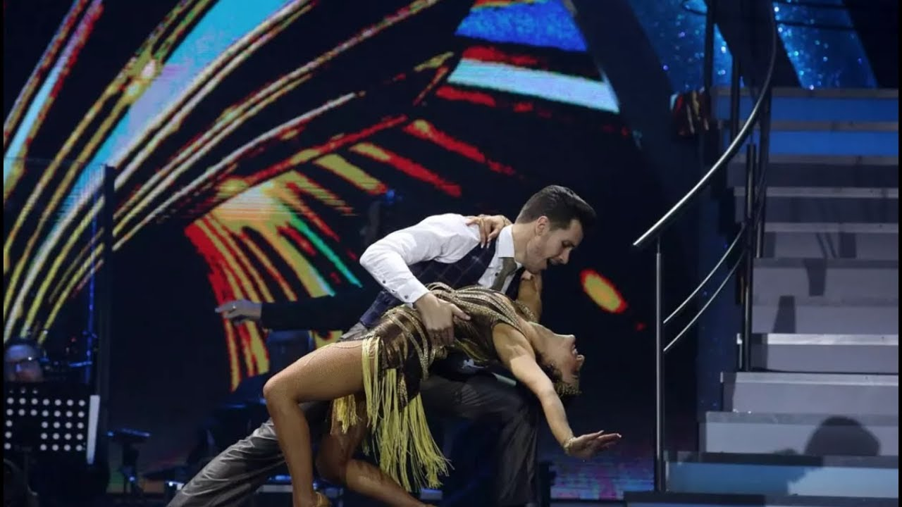 Connell and Marcella's - Charleston - Dancing with the Stars South Africa Week 8