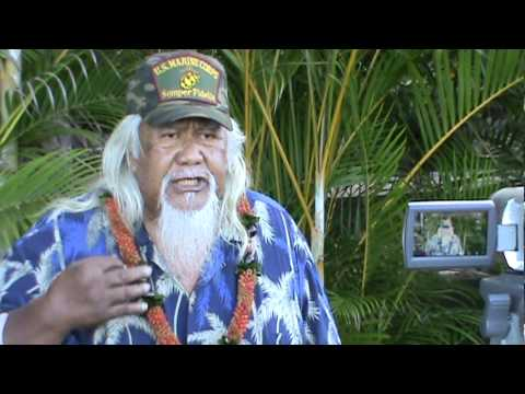 Uncle Sam endorses the Kingdom of Hawaii