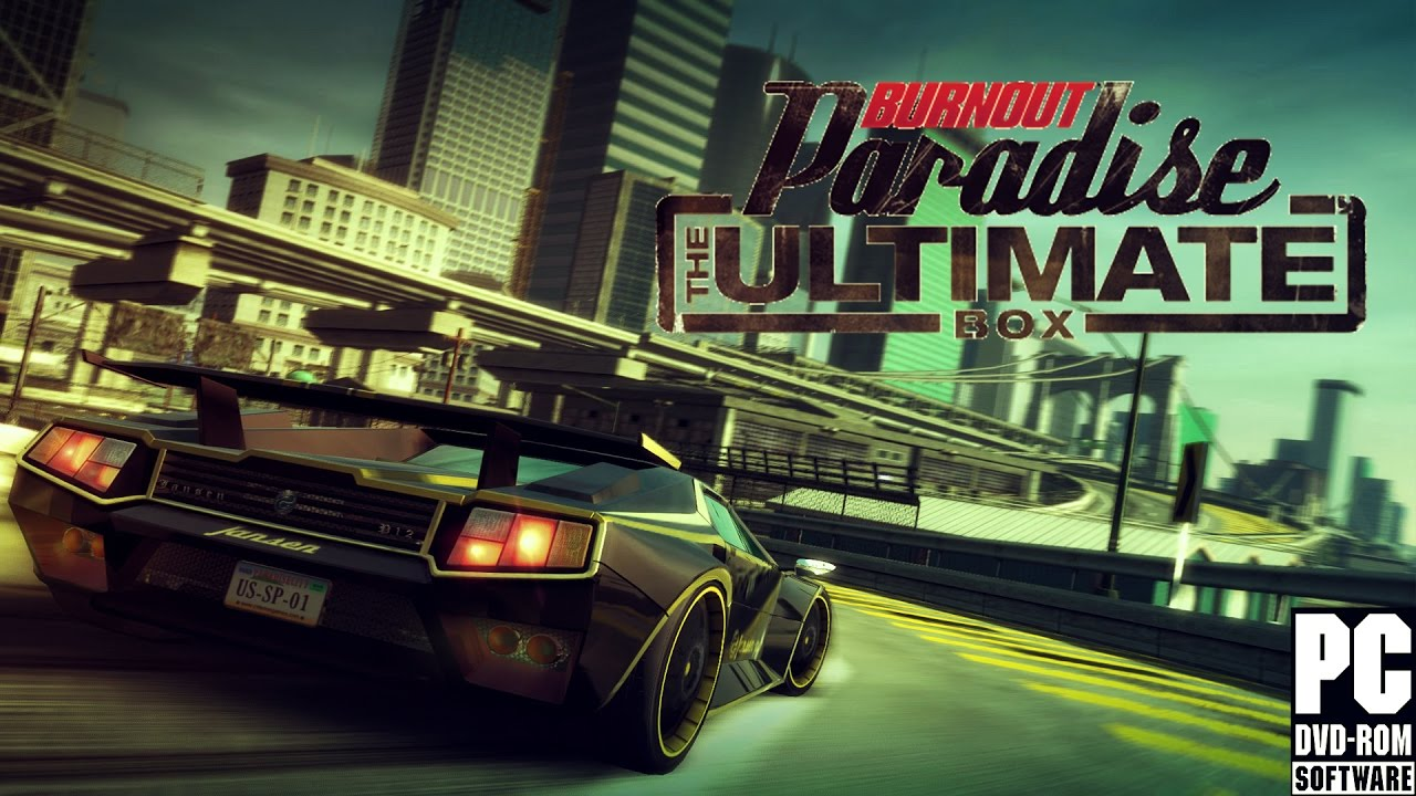 How To Download Burnout Paradise For FREE! (2017/2018)