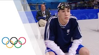 Michael Phelps at Sydney 2000 | Olympic Debut