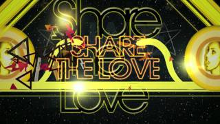 "Richard Dinsdale ""Share The Love"" (Radio Edit)"