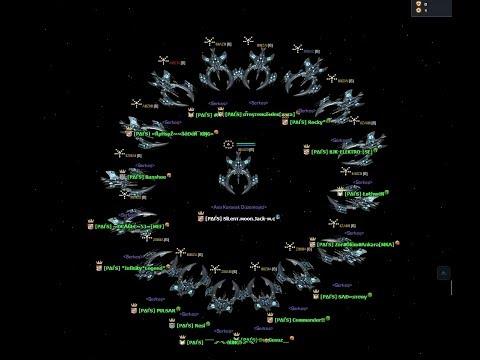 Darkorbit Tr2-Tr3 Blacklight Surge Winners!!