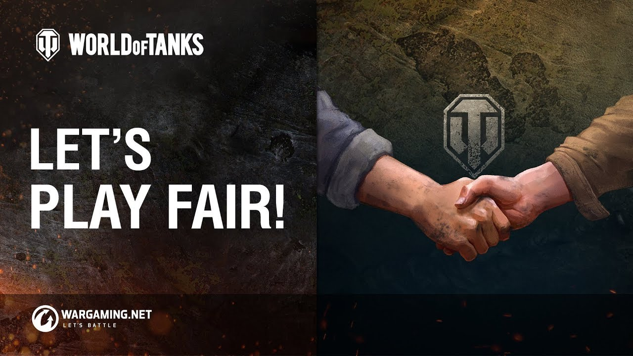 World of Tanks – Let's play fair!