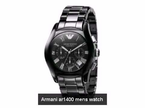 armani ar1400 ceramic mens watch armani ar1400 ceramic mens watch