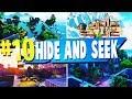 TOP 10 Best HIDE and SEEK Creative MAPS In Fortnite | Fortnite HIDE and SEEK Map CODES