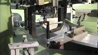 Производство цельнометаллической струбцины BESSEY(, 2014-01-31T05:52:20.000Z)