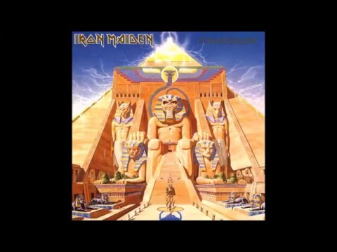 Iron Maiden Powerslave (1984) Full Album HD