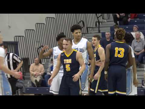 Mater Dei Prep 73 Toms River North 68 SCT Semifinals