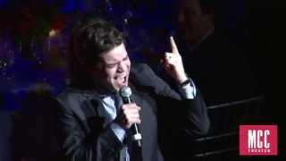 """Jeremy Jordan sings """"Let It Go"""" from Frozen"""