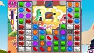 Candy Crush saga level 681 No Boosters 3 stars