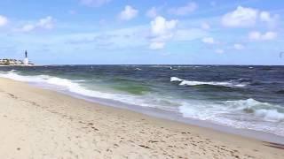 North Ocean Park Beach, Pompano Beach, Florida, USA