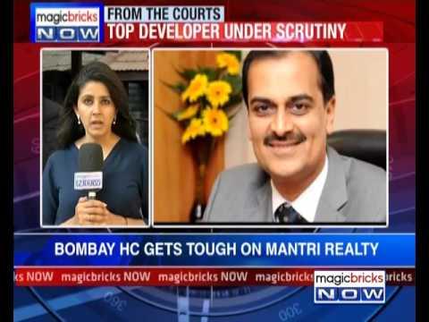 Bombay High Court - Mantri Realty under scrutiny - The Property News