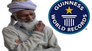 World's Oldest Man 141 Yrs Old