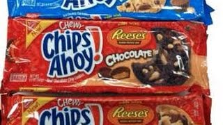 Chips Ahoy Reese's Peanut Butter Cup Chocolate Cookie Review Qotd I Predict Captain Marvel Movie
