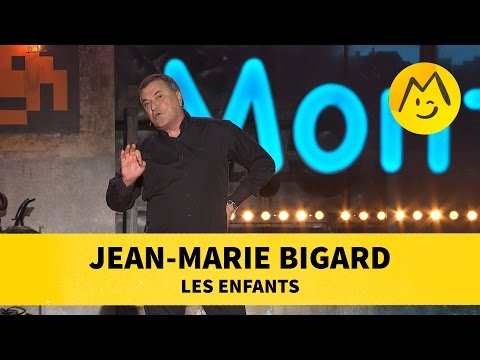 Jean-Marie Bigard - Les enfants