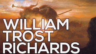William Trost Richards: A collection of 373 works (HD)