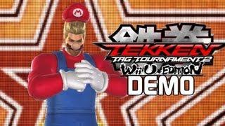 Tekken Tag Tournament 2 Wii U Edition Demo