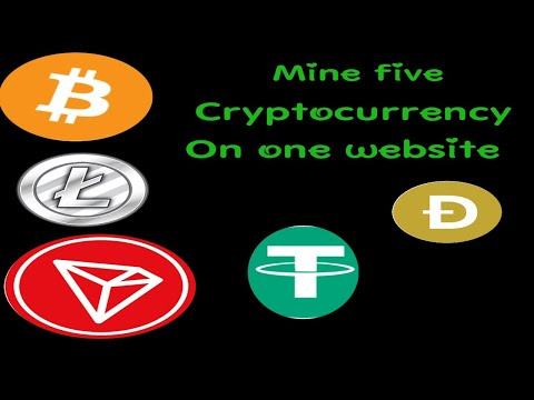 *Mining Five Cryptocurrency*||New Bitcoin Mining Website 2020|| 2700 GH/S Mining Power For Free