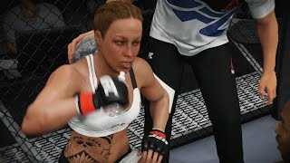 Bae Instagram! EA Sports UFC 2 Ultimate Team Gameplay