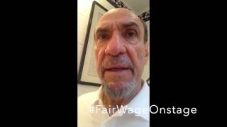 f murray abraham fairwageonstage