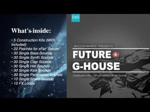 Bingoshakerz - Future & G House