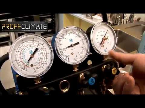 Видео Ремонт морозильных камер