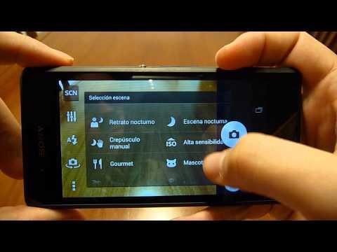 Revisión del Sony Xperia E3, review en español