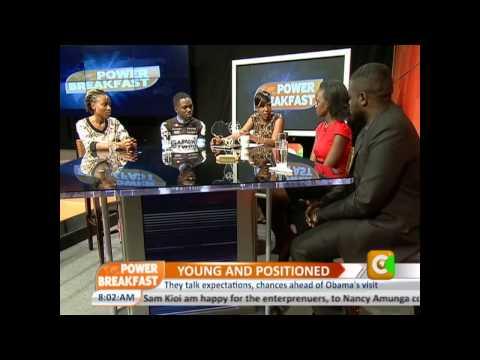 Power Breakfast: Young Entrepreneurs