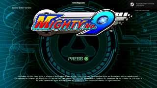 How to find the Mighty No 9 Kickstarter Demo