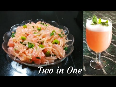 Two in One / Grapefruit Juice and Chutney / by Syreen's kitchen
