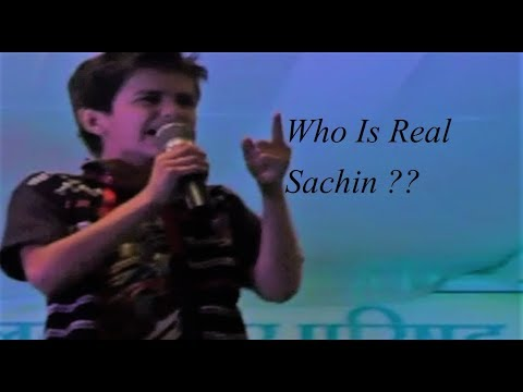 Who Is Real Sachin Choudhary / Funny Moment On Stage By Sachin Choudhary