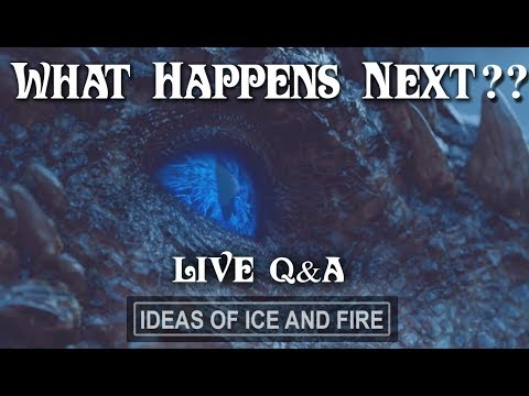 What Happens Next? Game of Thrones Season 7 Q&A (Session 5)