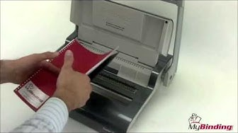 Fellowes Quasar Wire: Make A Great Book in Seconds!
