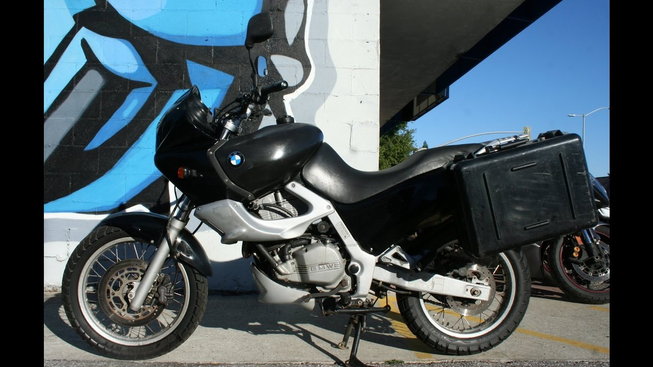 1997 BMW F650 Funduro CHEAP Dual Sport Fun