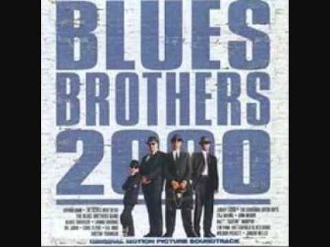 how blue can you get- blues brothers 2000