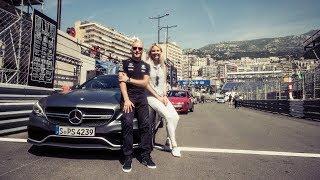 Monaco F1 Carpool with Valtteri Bottas!