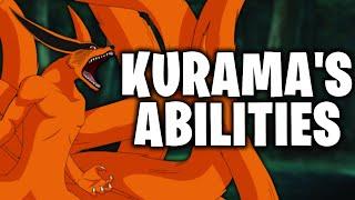 Kurama's Abilities (Naruto)