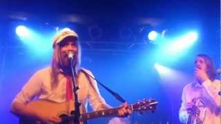 Friska Viljor - Streetlights live in Rostock 11.02.2013