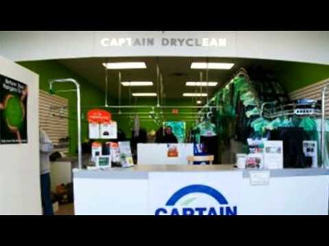 Ewing Dry Cleaning - Captain Dry Clean