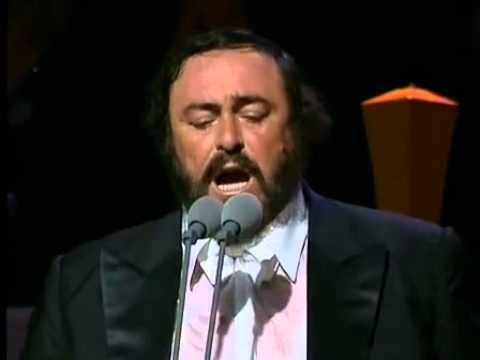 Luciano Pavarotti - Granada (Llangollen, 1995)