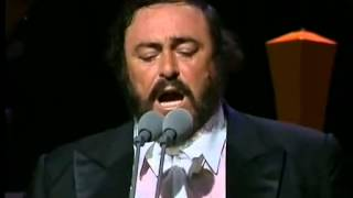 Watch Luciano Pavarotti Granada video