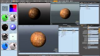 Gamma correction for texture painting in modo - the basics