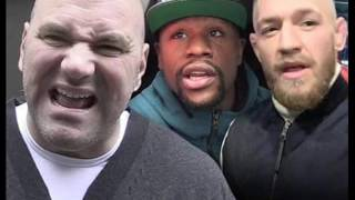 Why Dana White fear Floyd Mayweather vs Conor McGregor