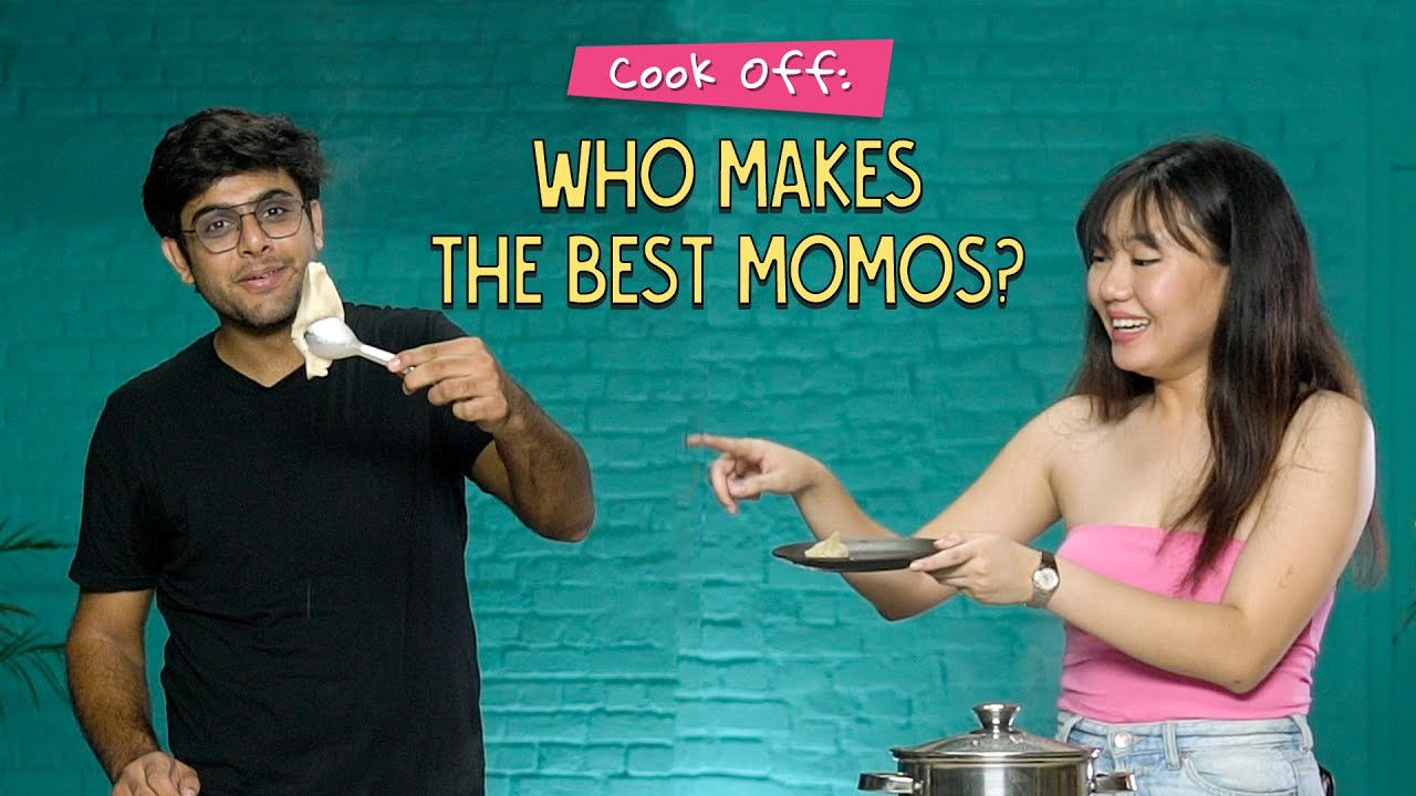 Cook Off: Who Makes The Best Momos? | Ok Tested