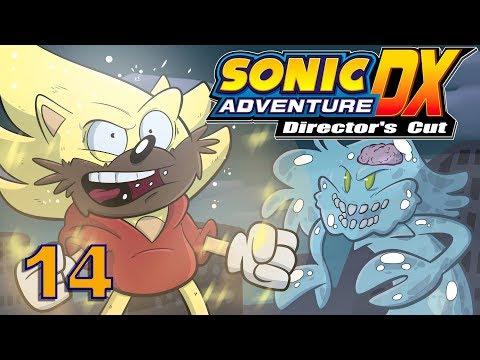 Sonic Adventure XD Let's Play #14 - Goldie Boys