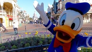 A day at Disneyland Park April 2015 Disneyland Paris(A day at Disneyland Park April 2015 Disneyland Paris Follow us on a short trip through Disneyland Park Subscribe to our channel http://www.youtube.com/filipv., 2015-04-23T16:00:01.000Z)