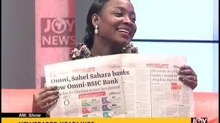 Menzgold Customers Issue Threats As Investments Lock Up AM Show Headlines on JoyNews 20 9 18