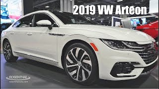 2019 VW Arteon Show & Tell at the DC Auto Show